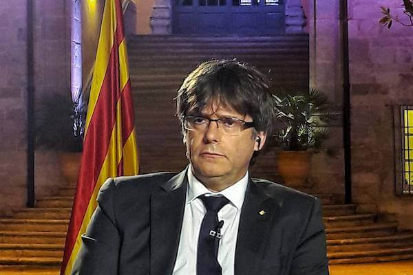 Puigdemont President