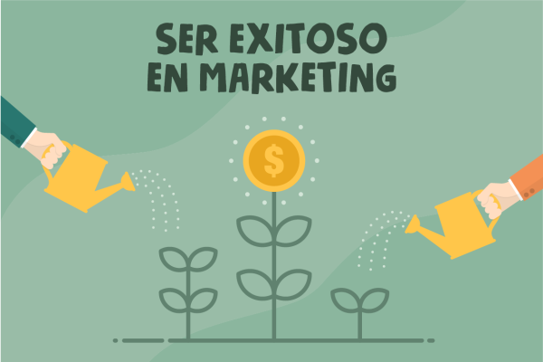 Exito en marketing